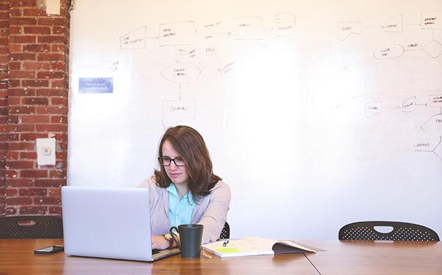 Virtuelle Universität die Lernplattform